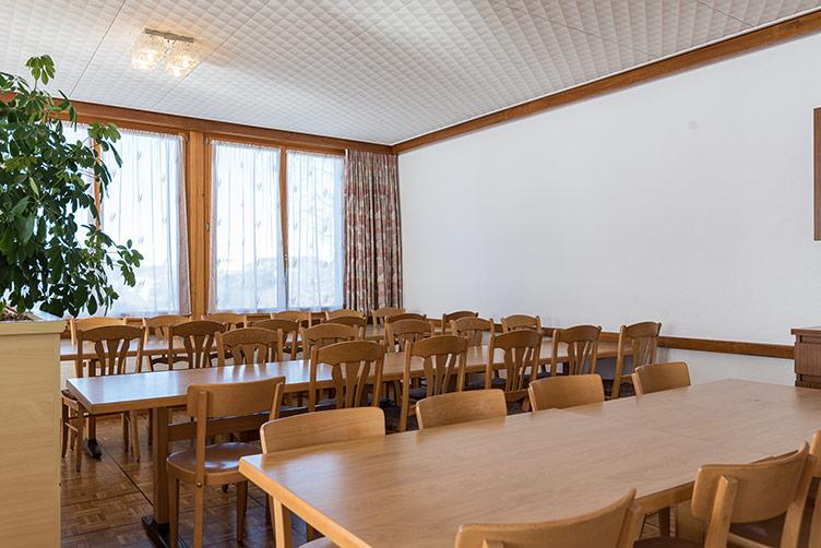 Salle à manger et salle de réunion